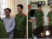 """Bắt tạm giam nguyên Chủ tịch và Phó Chủ tịch UBND TP Trà Vinh vì """"cấu kết cò đất"""" để trốn thuế đất"""