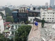 Bất động sản 24h: Hà Nội siết xử lý vi phạm trật tự xây dựng