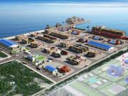 Quảng Trị: Khởi công Khu bến cảng Mỹ Thủy hơn 14.200 tỉ đồng