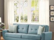 Ghế sofa trang trí nội thất phòng khách chung cư