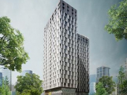 Vân Phong Tower: Tổ hợp cao ốc căn hộ, văn phòng cạnh biển Nha Trang