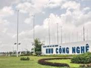 Thuê đất khu CNC TP.HCM cao nhất hơn 134.000 đồng/m2