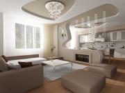 Vách ngăn thạch cao cho không gian nhà bền đẹp, hiện đại