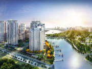 Khu căn hộ cao cấp Diamond Island Quận 2 TP. Hồ Chí Minh