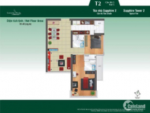 Bán căn hộ 2PN Saigon Pearl, 91.45m2, 2PN, nội thất đầy đủ cao cấp, giá 4.5 tỷ. LH 0903 886 801