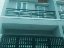 Nhà mới xây hẻm xe hơi thạnh Lộc 15 , SHR 2018