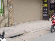 Cho thuê cửa hàng mặt phố Tô Hiệu 80m2, 2 tầng, mặt tiền 4m, 35tr/tháng
