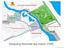 Đất nền ven Sông cổ cò, đẳng cấp khu đô thị xanh mới