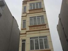 Bán nhà mới xây tại Ngô Thì Nhậm DT 50m2 x 5t giá 5,8 tỷ