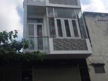 Bán nhà hẻm  Tân Hương, nhà đúc 2 lầu mặt tiền buôn bán, 4m x 5m, giá 3.6 tỷ, Q. Tân Phú.