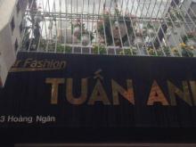 Bán nhà mặt phố Hoàng Ngân 48m 5T  giá 8.3 tỷ kinh doanh tốt
