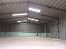 Cho thuê kho (chính chủ) mới 100% 1250m2, giá rẻ tại Trảng Bom, Đồng Nai, LH: 0938160399