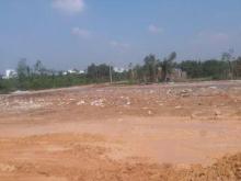 Đất sạch, diện tích 4x14 mặt tiền trước sau, giá 420tr, hẻm xe hơi