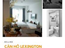 Căn hộ Lexington- 1PN, Full nội thất, tầng 16, Quận 2.