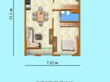 Bán gấp căn hộ 80.5 m2, tầng 22, CC Sơn Thịnh 3, ban công trực diện Bãi Sau và hồ Bàu Sen, giá cực rẻ tại Vũng Tàu. LH 0907.370.843