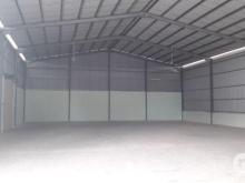Cho thuê xưởng tại Sóc Sơn, Hà Nội, 805m2 đã có nhà VP 105m, nhà ở công nhân 200m