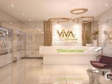 Shophouse Viva, Q6, 3 mặt tiền, cam kết lợi nhuận 10%/năm, CK 20%,