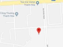 Cần bán lô đất mặt bằng An Phú Hưng sau tòa nhà Viettel.