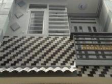 nhà 1 trệt 2 lầu: diện tích 3.3x8m ở DHT 23