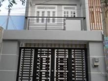 Nhà mới xây cần bán gấp 70m2, 1 lầu, 1 trệt chỉ 2,4 tỷ đường Tô Ngọc Vân, Thủ Đức