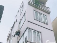 Nhà mặt phố Triều Khúc, kinh doanh, ô tô, 36m2, 5T, MT 4, giá 4.95 tỷ.