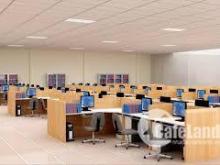 Chúng tôi cho thuê gấp văn phòng mới xây giá rẻ diện tích 160m mặt phố Nguyễn Trãi