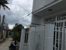 Bán gấp nhà 1 lầu mặt tiền hẻm Bùi Thanh Khiết, 4x21m, SHR, giá 830triệu lh 0889128265