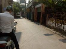 Mảnh đất Giang Biên Ngõ oto: DT 38m2, giá 1,25 tỷ. LH 01649722248