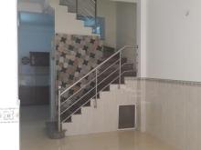Chính chủ bán gấp nhà mới 1T2L hẻm 246 Nguyễn Thái Sơn P.4 Gò Vấp