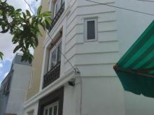 Bán nhà mới xây trong hẽm Nguyên Hồng ,Gò Vấp,DT 45m2,4 tầng 3PN-4WC