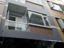 Bán nhà đẹp 3 căn liền kề hẻm 83 Nguyễn Hữu Dật đúc 4 tấm giá 4.4 tỷ/căn