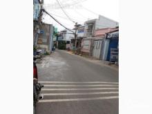 Bán nhà cấp 4 ngay đường Phạm Văn Đồng mặt tiền đường số 4 Linh Tây