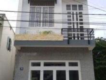 cần bán gấp căn nhà 1 trệt 2 lầu bình chánh