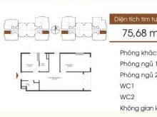 Cần bán GẤP căn hộ G1- 0905 , tại Five Star Kim giang