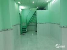 Cho thuê nhà nguyên căn, gần bến xe quận 8, nhà mới, DT:3m*8m (đúc giả 1 lầu), 4tr.