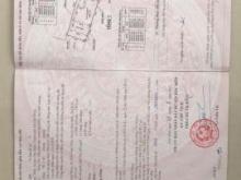 Bán gấp lô đất 400m2 MT Trịnh Thị Miếng HM SH, giá 6 tỷ 3 6.300.000.000 đ