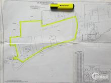 Bán đất làm dự án 1ha- 10433m2  đường nguyễn bình, nhơn đức nhà bè