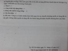 Bán đất dự án An Phú, An Khánh , Q.2