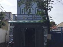 Cần bán nhà hóc môn mặt tiền Phạm văn đối, 2 tấm, giá rẻ 1.9 tỷ