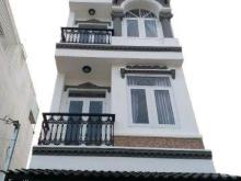 Bán nhà đường Dương Cát Lợi, Nhà Bè, Tp.HCM. DT 4m x 14m, 3 lầu, sân thượng, 4PN, giá 3.98 tỷ