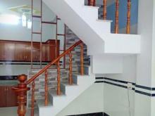 Bán nhà sau CV PM Quang Trung mới xây 1 trệt 2 lầu giá 1,8 tỷ