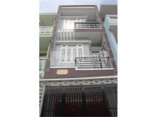 Nhà 1 trệt 2 lầu 3.3x12, bùi thế mỹ phường 10 Tân bình, giá 3.4 tỷ