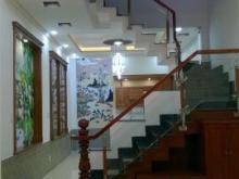 Bán nhà 4 tầng Phạm Văn Đồng, Hiệp Bình Chánh, Thủ Đức đường nhựa 7m-12m SHR ; 0903159138 giá rẻ Chính Chủ