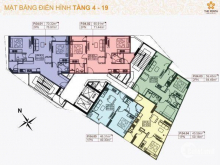 Mở Bán Đợt 1 Căn Hộ Cao Cấp Liền kề Q1 Giá Chỉ 38tr/m2 - 0909739791