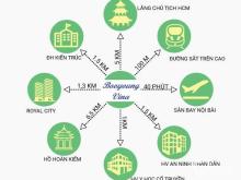 Bán liền kề tiểu khu Mansions, KĐT Park city Hà Nội, giá tốt nhất thị trường.LH : 0868158698