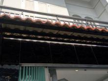 Nhà mới sổ hồng sang tên 3,3x7,5m ,Huỳnh Tấn Phát ,Nhà Bè