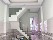 Bán nhà mới đang hoàn thiện hẻm 16 đường Dương Cát Lợi Thị Trấn Nhà Bè