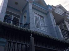 Bán nhà 1 trệt 1 lầu  (4x13)m  giá 2.6 tỷ,  Hẻm 3.5 đường Hiệp Thành 17 , P. HT, Q12.