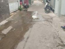 Bán nhà 1 lầu hẻm xe hơi 300 Nguyễn Văn Linh quận 7.