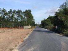 Đất nền ngay mặt tiền đường Mỹ Xuân-Tóc Tiên chỉ 1,6tr/m2